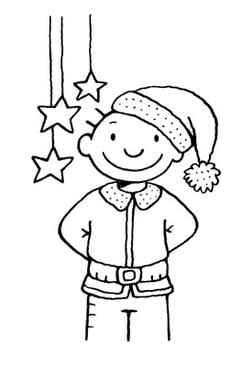 Kleurplaat Buurman En Buurman Kerst Ontdek Dag Jules Methode Voor De 1ste Kleuterklas