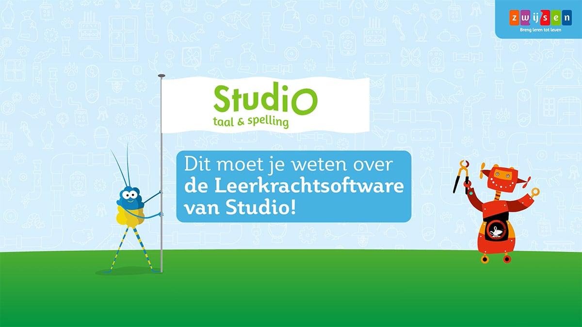 Leerkrachtsoftware-Studio