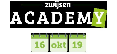 Zwijsen Academy - 16 oktober 2019