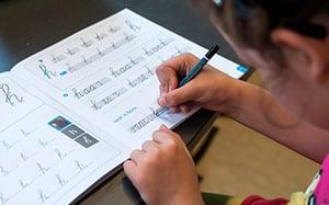 ik pen! - Schrijfmethode voor leerjaar 1 tot 4