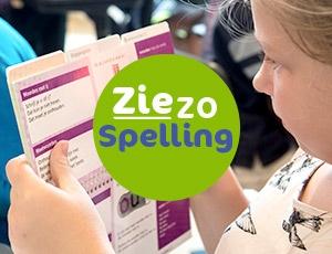 Zie zo Spelling - Taal- en spellingmethode voor leerjaar 2 tot 6