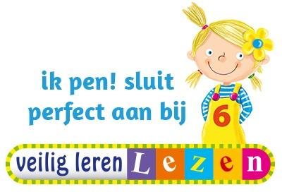 ik pen! sluit perfect aan bij Veilig leren lezen kim-versie.