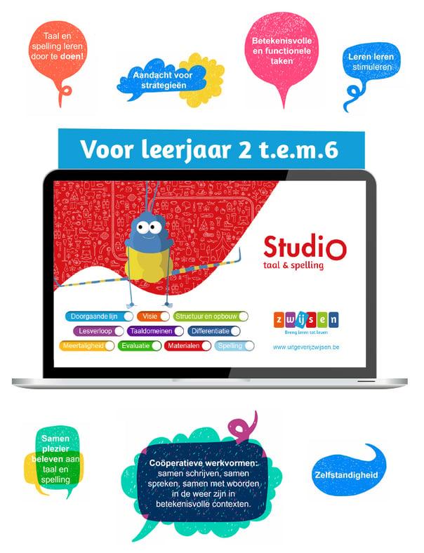 Online webinar Studio taal & spelling