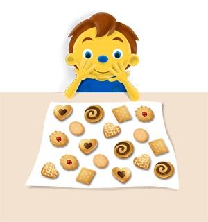 Pompom lust graag koekjes!