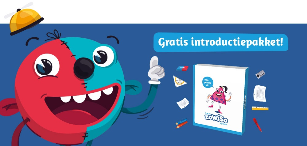 Gratis introductiepakket zoWISo title=