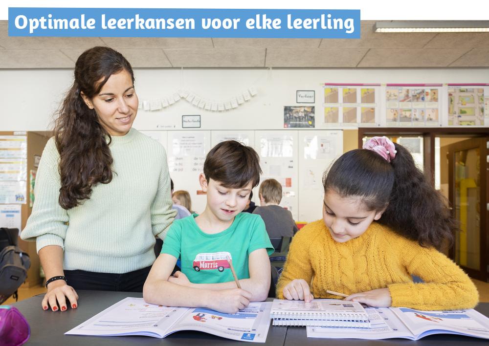 Optimale leerkansen voor elke leerling