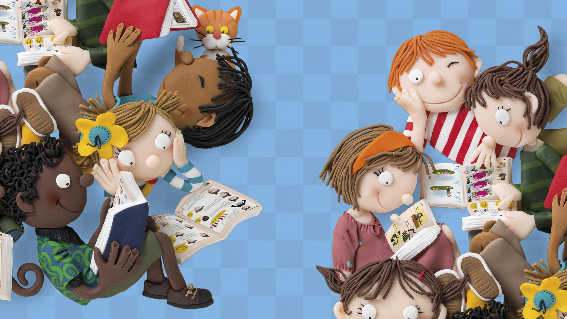 Terug naar school met Veilig leren lezen … spannend!